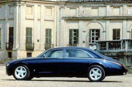 Aston Martin Lagonda Vignale 2