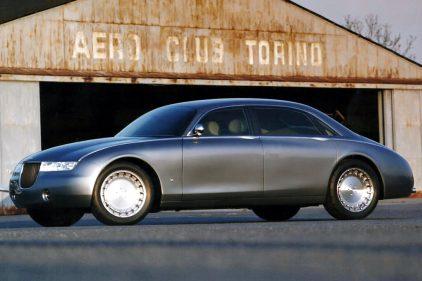 Aston Martin Lagonda Vignale 3
