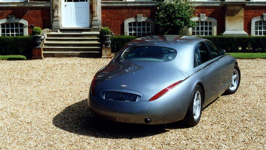 Aston Martin Lagonda Vignale 4