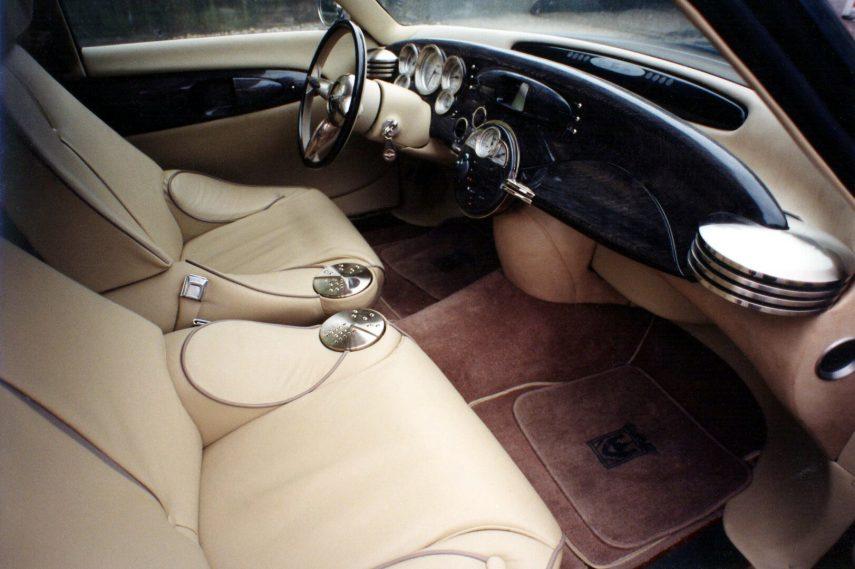 Aston Martin Lagonda Vignale 6