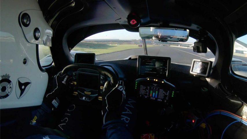 Aston Martin Valkyrie CEO Tobias Moers Silverstone (1)