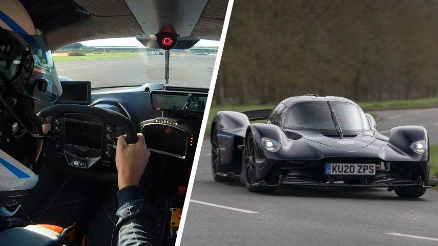 El Aston Martin Valkyrie llegará a las calles en 2021