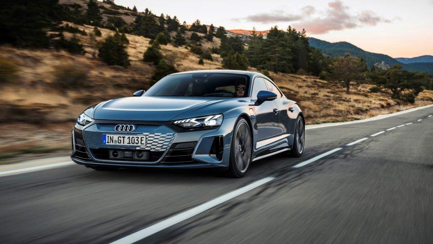 Por fin se desvela el Audi e-tron GT, el hermano del Porsche Taycan