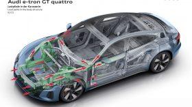 Audi e tron GT quattro 2021 (39)