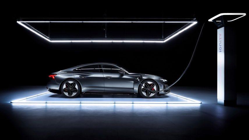 Según el CEO de Audi, los coches eléctricos del futuro no tendrán más autonomía