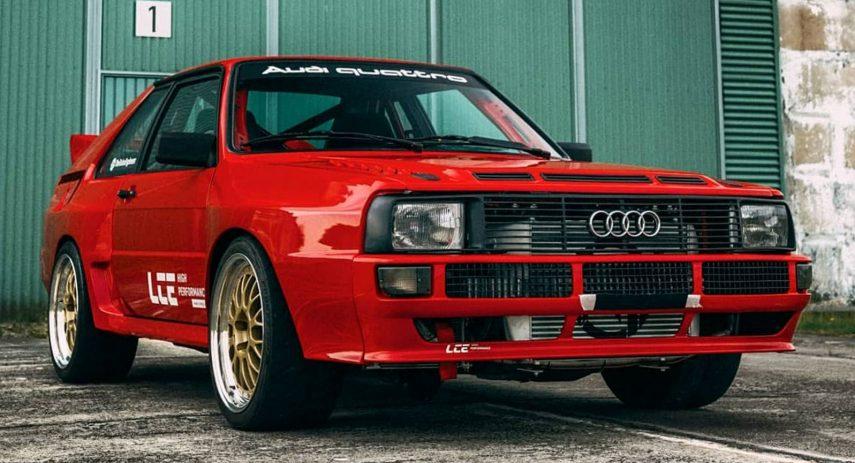 Audi Sport Quattro LCE Performance Tuning (5)