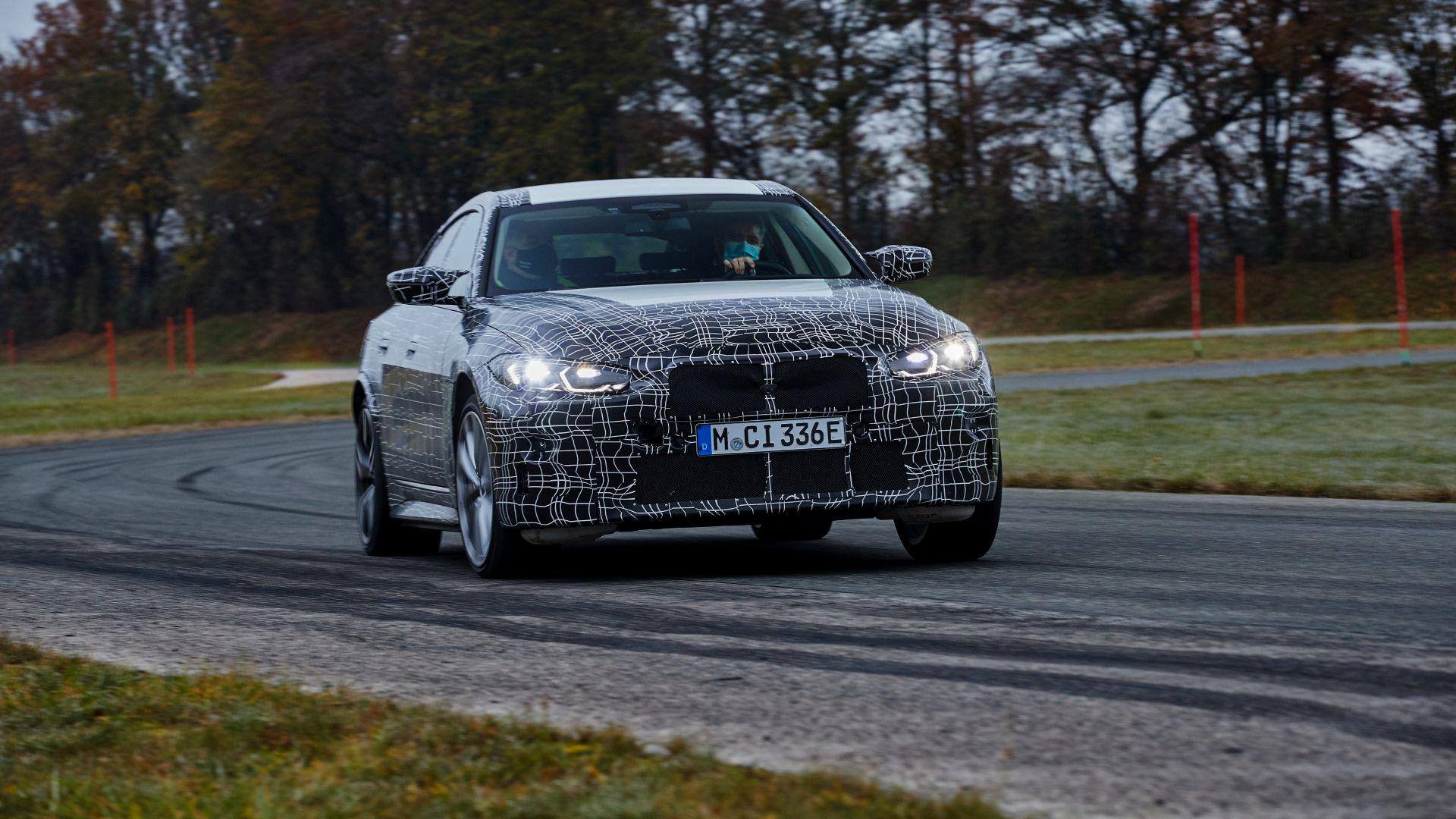 El BMW i4 afronta el final de su desarrollo