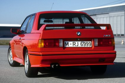 BMW M3 Coupe E30 1