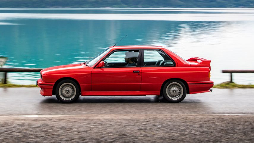 BMW M3 Coupe E30 2
