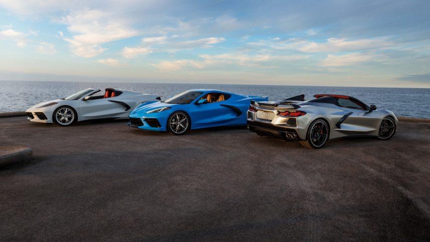 Así se presenta el futuro del Chevrolet Corvette
