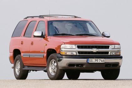 Chevrolet Tahoe GMT840 2