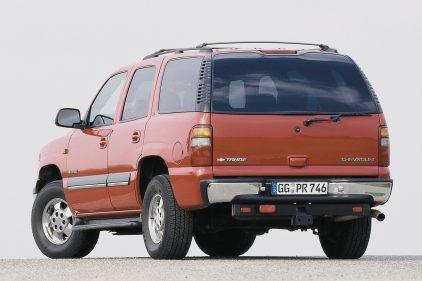 Chevrolet Tahoe GMT840 3