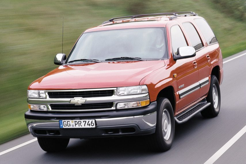 Chevrolet Tahoe GMT840 4