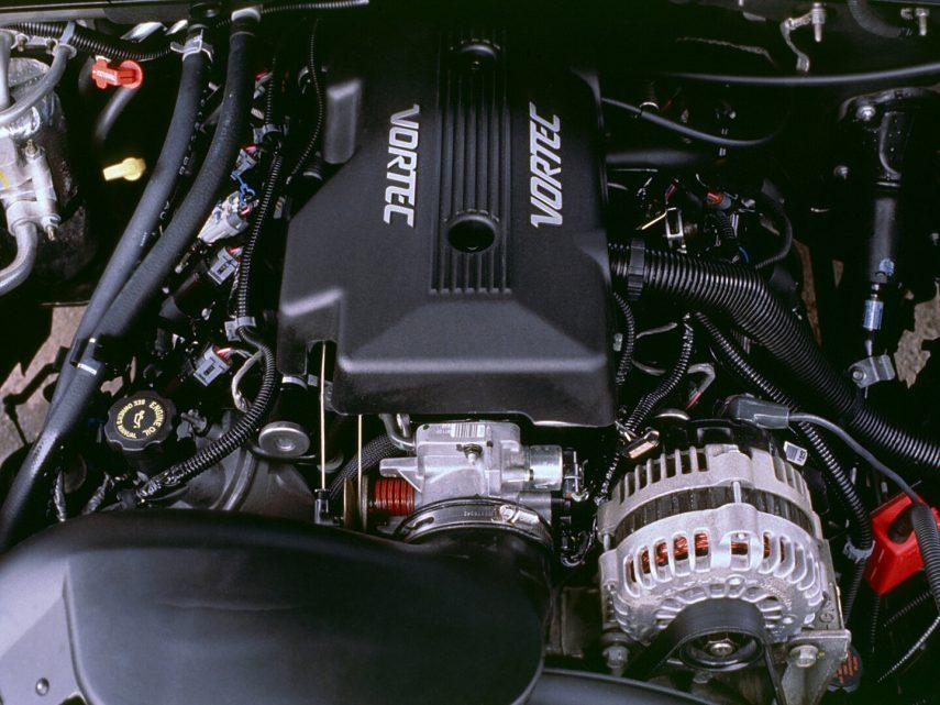 Chevrolet Tahoe GMT840 5