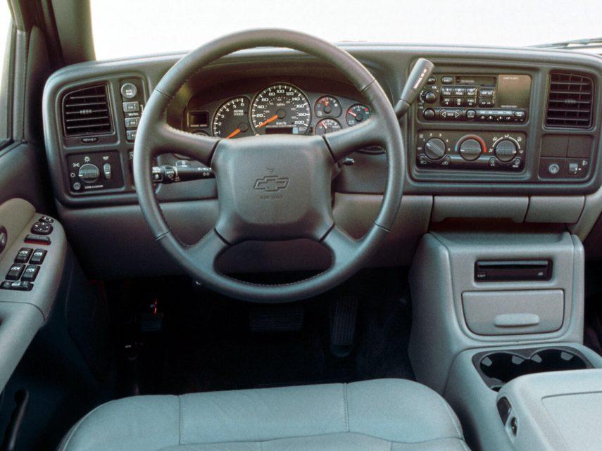 Chevrolet Tahoe GMT840 6