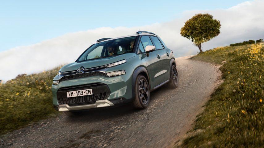 Citroën C3 Aircross 2021, una actualización más angular que pomposa