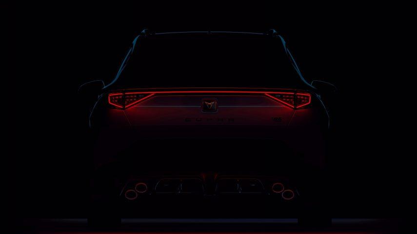 El CUPRA Formentor VZ5 llegará el 22 de febrero con entrañas de Audi