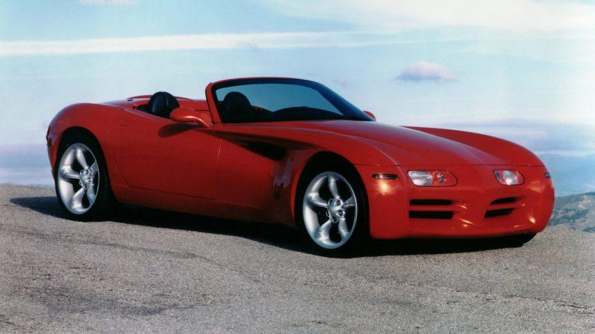 Coche del día: Dodge Copperhead Concept