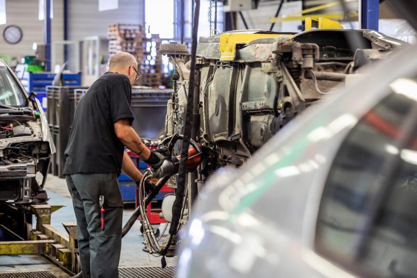Aprovechar la economía circular, una nueva vía de ingresos para los fabricantes de coches