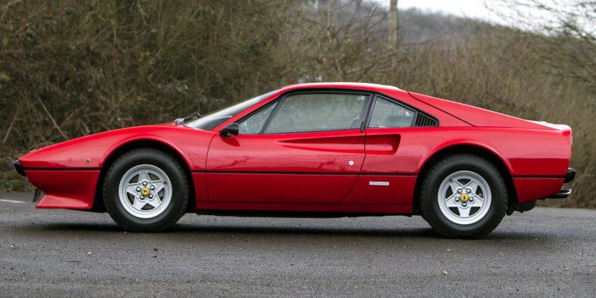 Coche del día: Ferrari 208