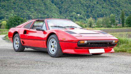 Ferrari 208 GTS Turbo 1