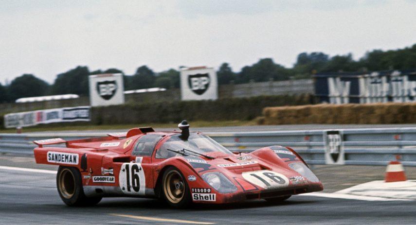 Ferrari 512 1971 24 Horas de Le Mans
