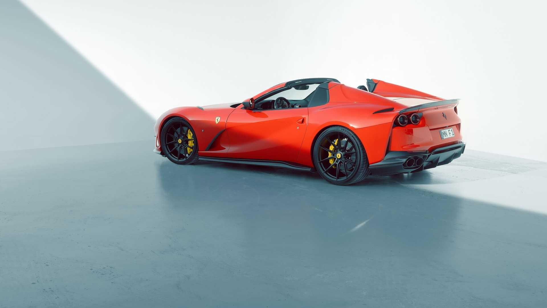 Ferrari 812 GTS Novitec Tuning (6)