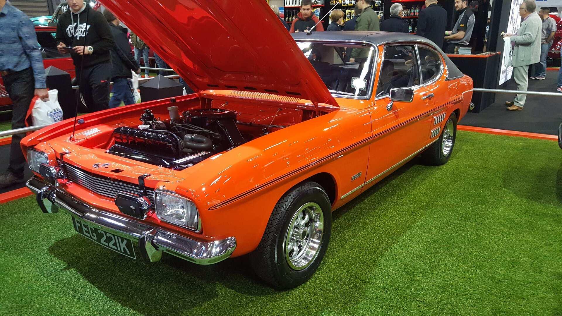 Ford Capri 3000E MkI 3