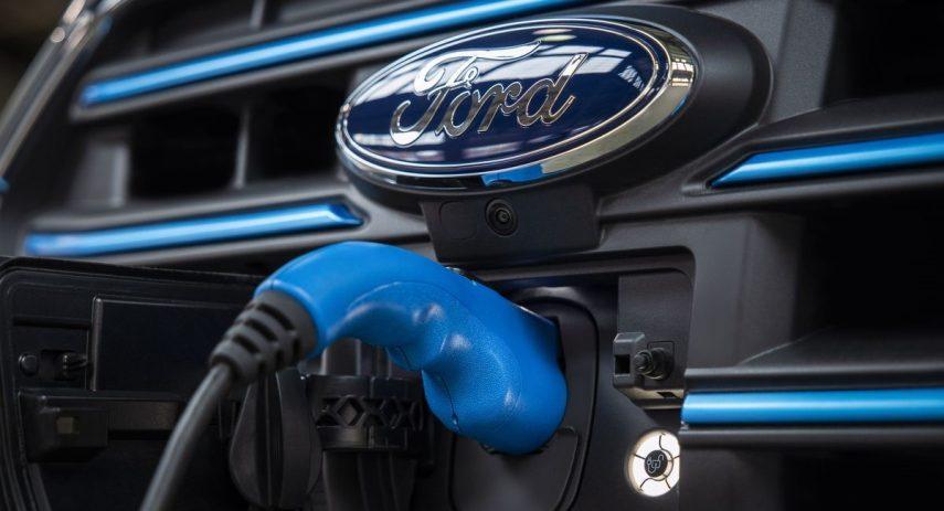 Ford E Transit 2020