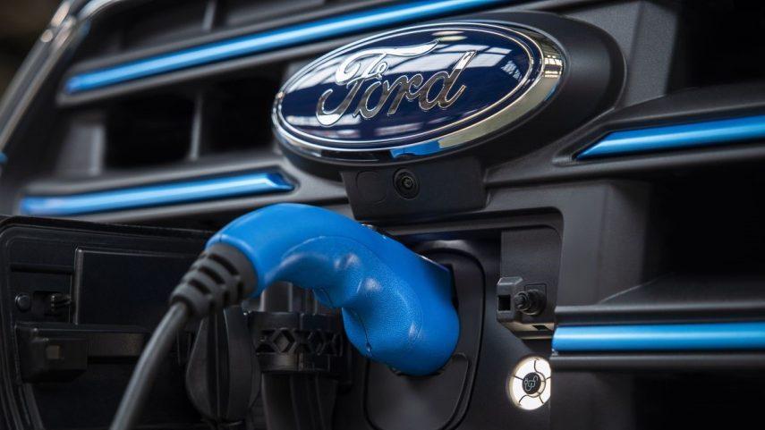 2030 es la fecha marcada por Ford para su electrificación completa