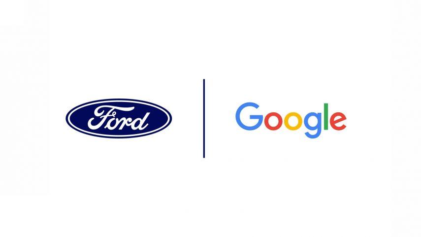 Ford y Google establecen una nueva alianza