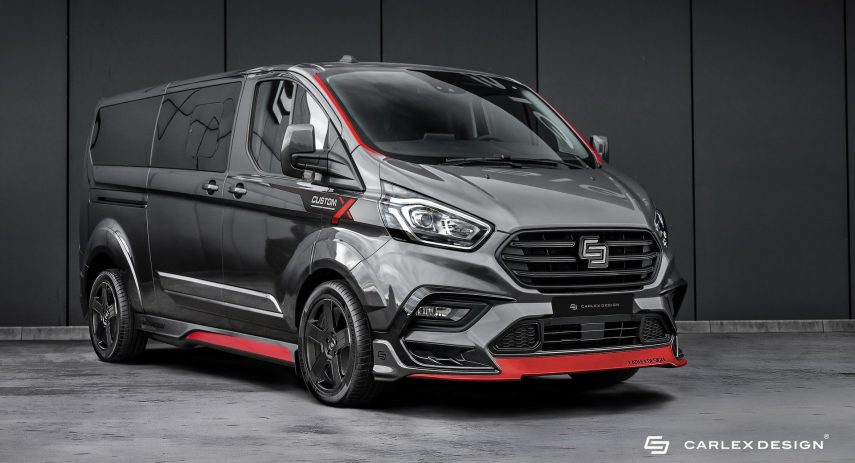 Ford Transit Custom X Carlex Design Tuning (1)
