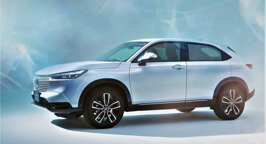 Honda HR V Hybrid 2021 (5)