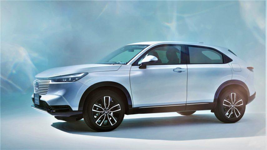 Honda HR-V 2021, ahora únicamente con motorización híbrida