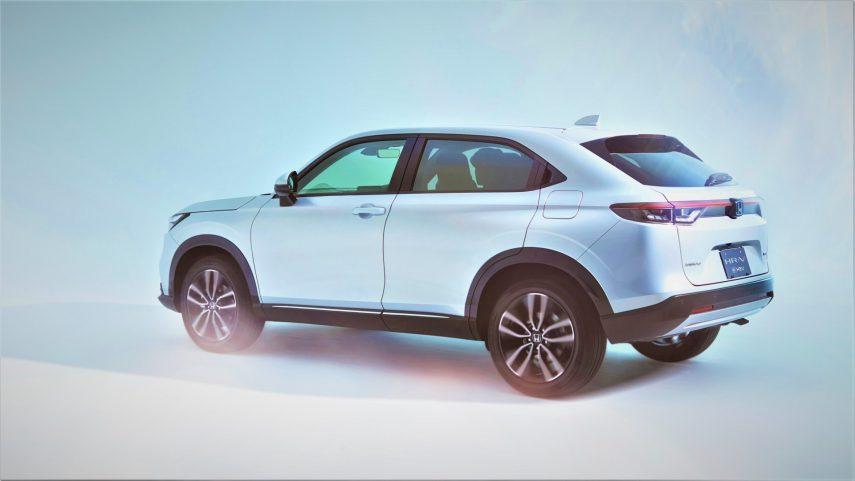 Honda HR V Hybrid 2021 (6)