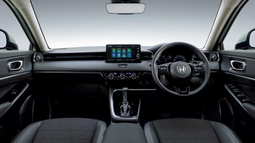 Honda HR V Hybrid 2021 (7)