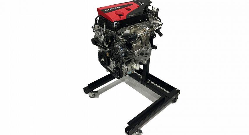Honda K20C1 Motor (1)