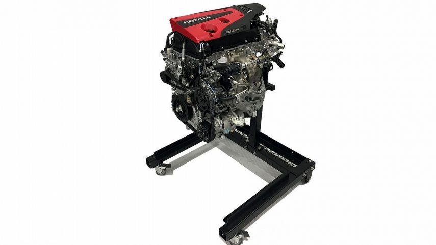 El motor K20C1 del Honda Civic Type R se podrá comprar sin el resto del coche