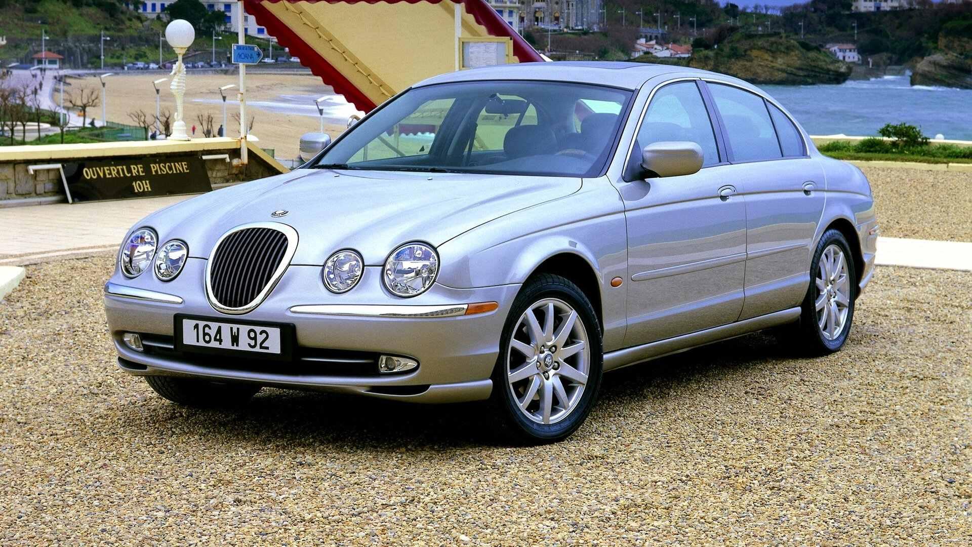 Coche del día: Jaguar S-Type (X200)