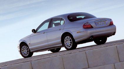 Jaguar S Type 2003 2