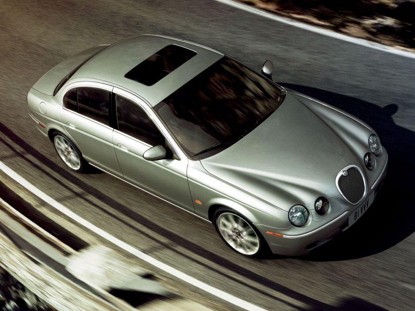 Jaguar S Type R 2004 1