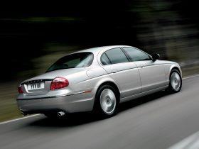 Jaguar S Type R 2004 3