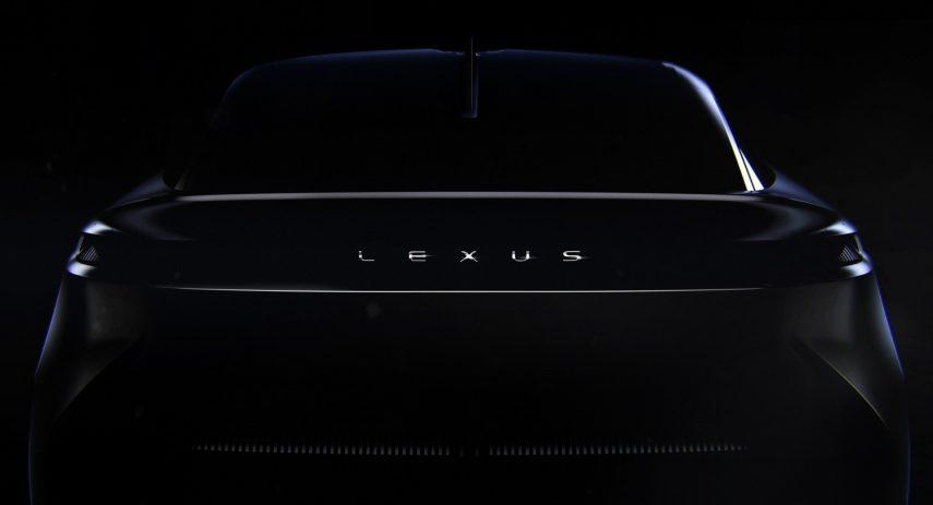 Lexus EV Concept Teaser (1)