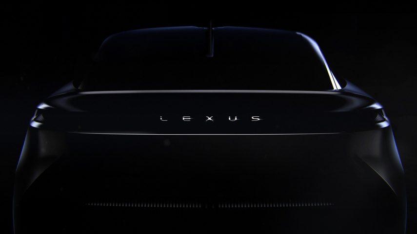 Lexus tendrá un nuevo modelo eléctrico a finales de 2021