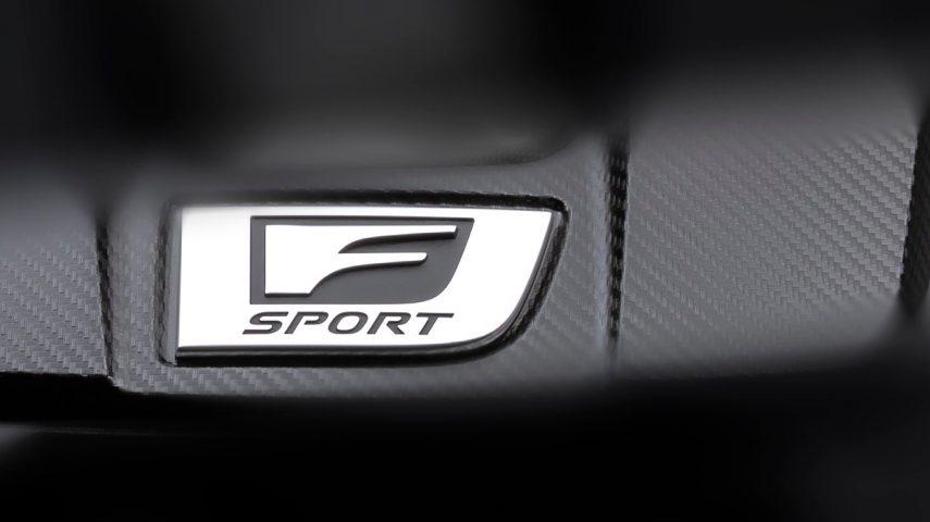 """Lexus prepara un nuevo modelo con el sello """"F Sport"""""""