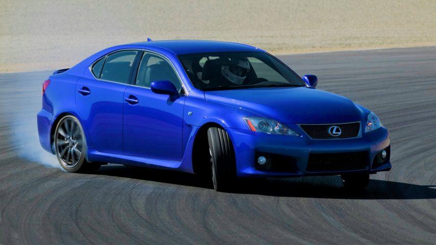 Lexus IS F 2008