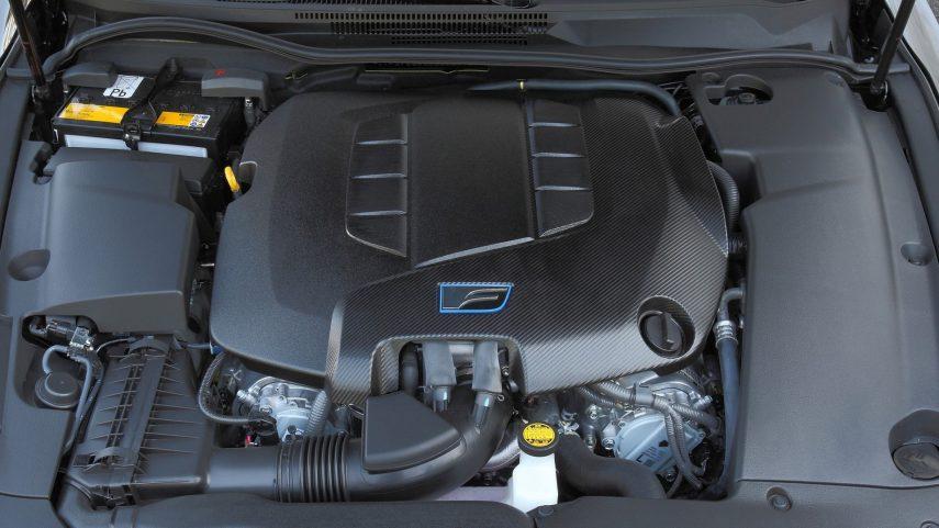 Lexus IS F 2008 Motor