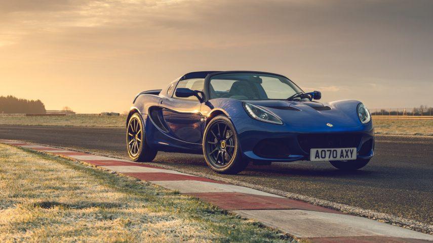 Lotus Elise Sport 240 Final Edition 2021 (2)