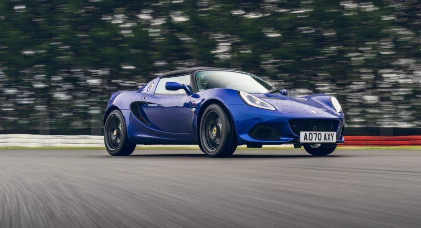 Lotus Elise Sport 240 Final Edition 2021 (3)