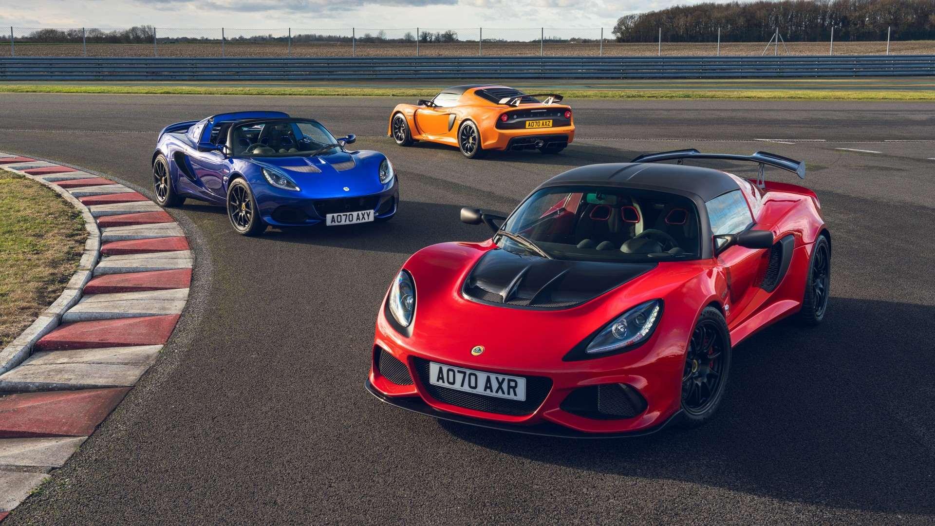 Tanto el Lotus Elise como el Exige se despiden este 2021 con los Final Edition